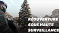 Le marché de Noël de Strasbourg rouvre sous très haute