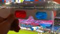 Ce tifo en 3D du FC Bâle vaut le