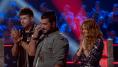 La emocionante actuación de Miriam Fernández en 'La Voz' (Antena 3) que dejó llorando a Antonio
