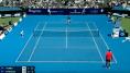 La jugada de tenis que dejó al juez de silla sin