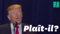 Donald Trump se félicite de
