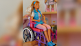 New Barbie Line Includes Dolls That Use A Wheelchair, Ones With Prosthetic