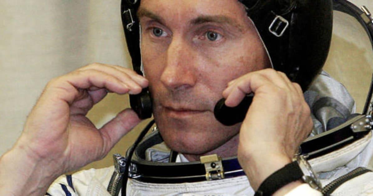 Cosmonaut Sergei Krikalev Time Travel
