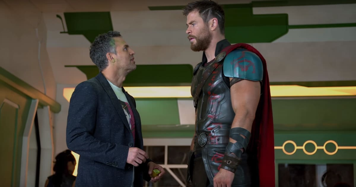 Thors Got A New Haircut And New Attitude In Behind The Scenes