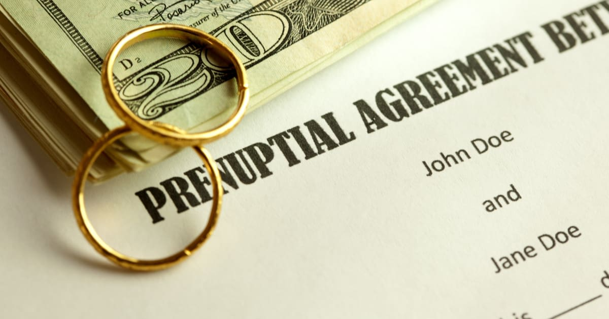 Are Some Prenuptial Marriage Contracts Doomed After This High Court