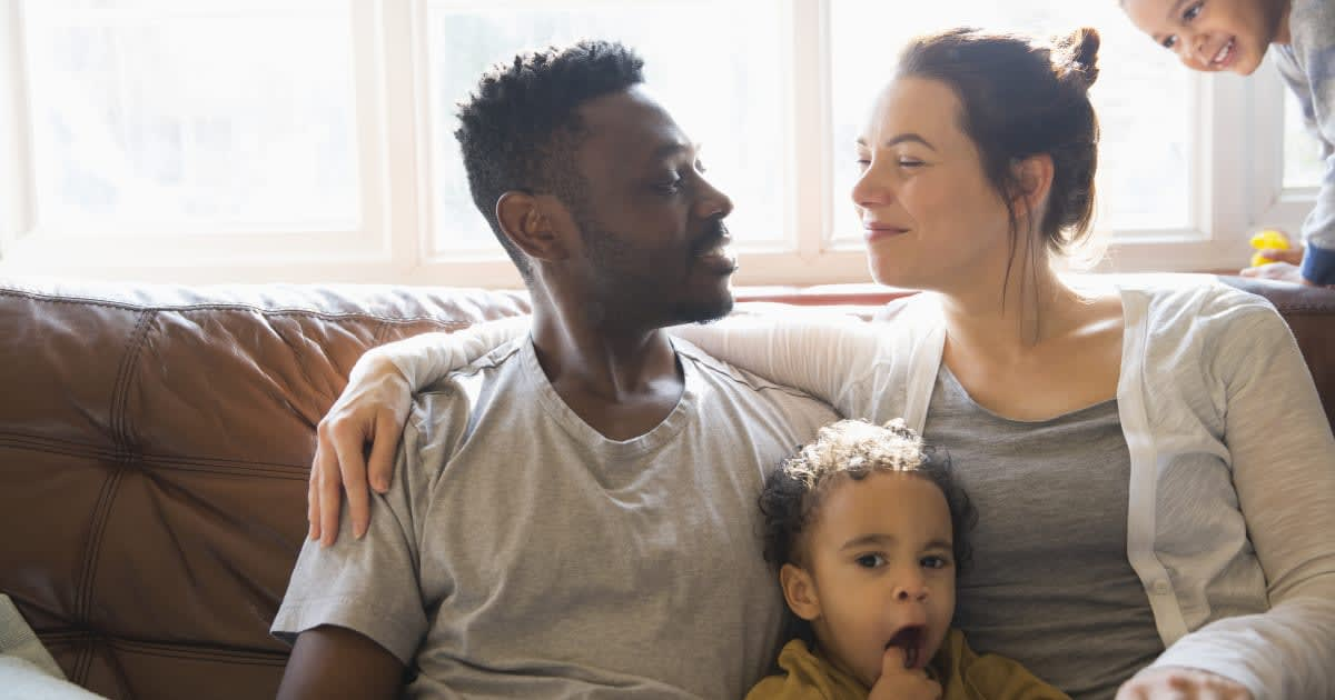 Non-Sex Ways For Couples To Work On Intimacy And Desire After Having A Baby