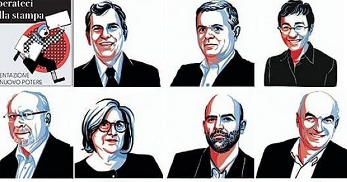 """Risultati immagini per """"Liberateci dalla stampa:  la tentazione del nuovo potere globale"""""""