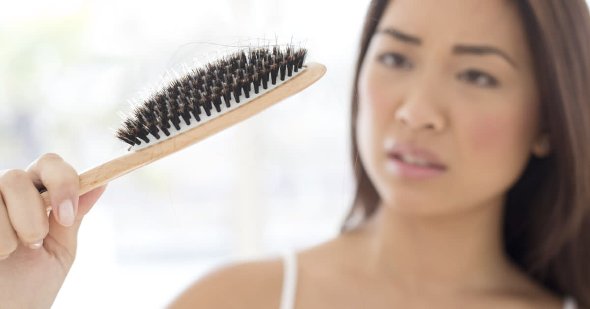 Postpartum Hair Loss Is The Pregnancy Side Effect I Just Cant Get