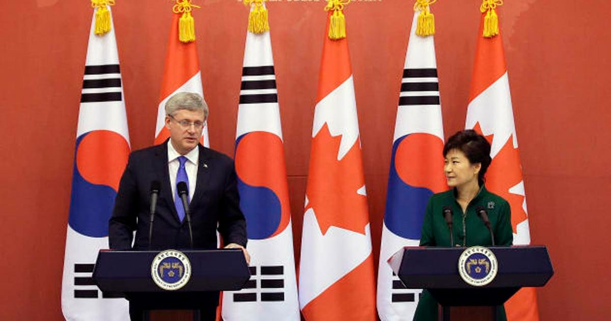 Let Canadas Ill Advised Free Trade Deal With Korea Be A Warning