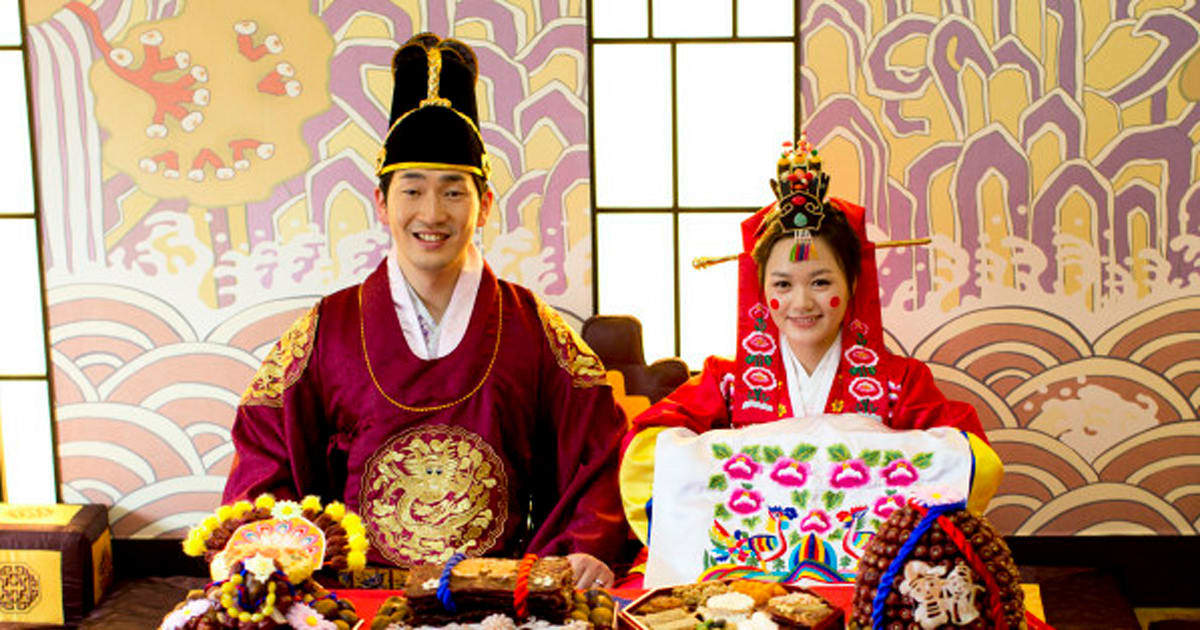 10 Questions You Have About Korean Weddings Answered Huffpost
