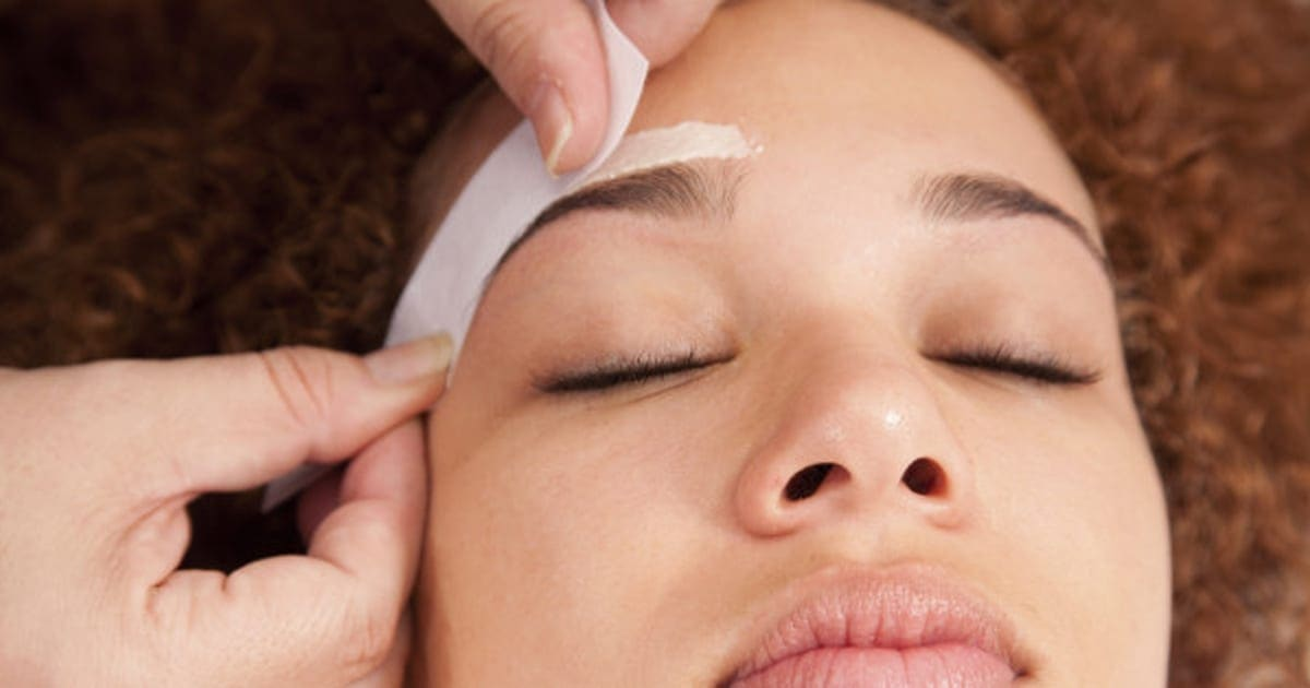 Eyebrow Waxing 101 Everything You Need To Know Huffpost Canada