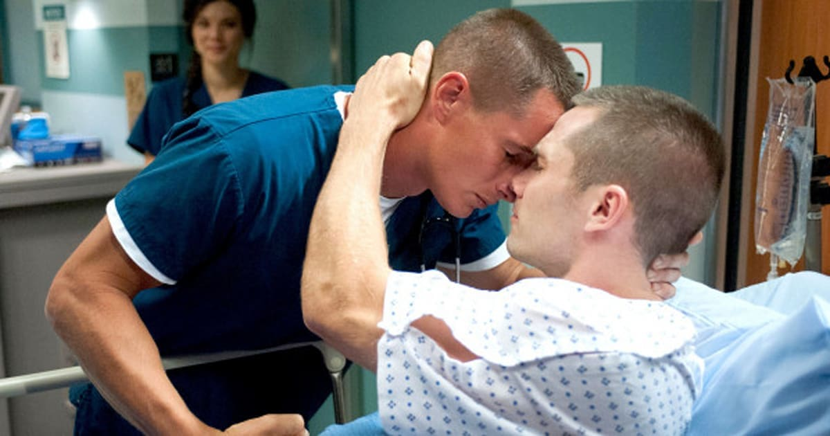Brendan Fehr Talks 'The Night Shift' Season 2, Not Wanting To Just Be 'The  Gay Doctor'