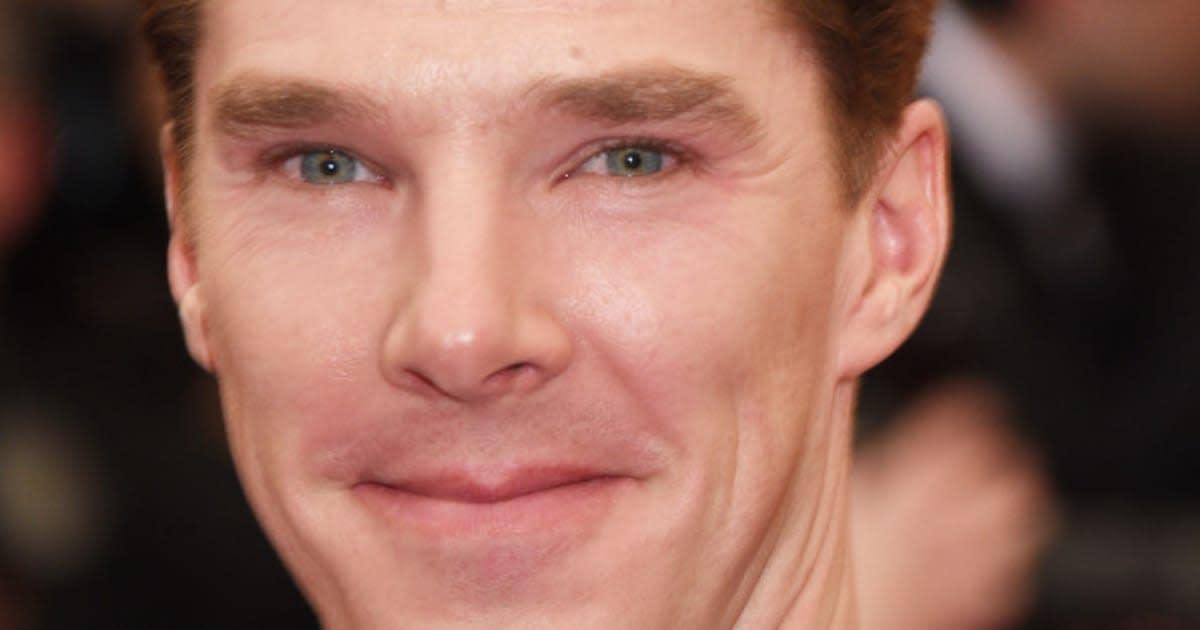 20 Times Benedict Cumberbatch Had Perfect Hair Huffpost Canada