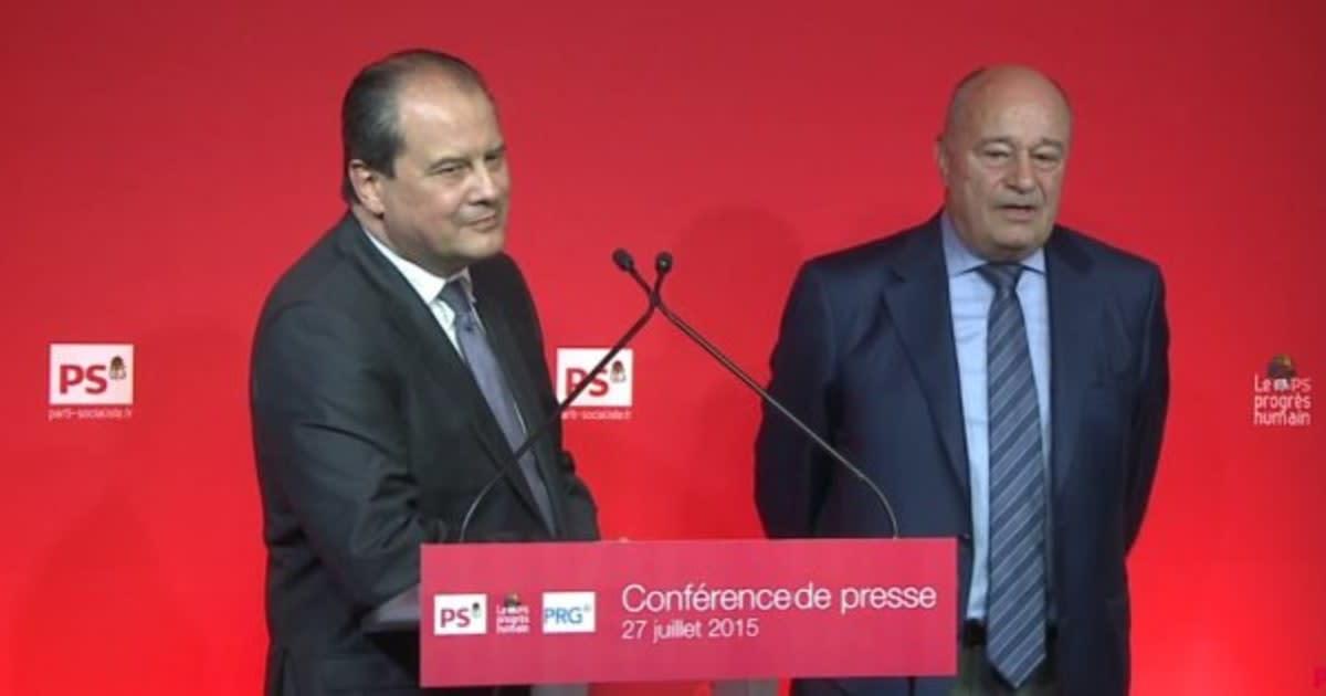 Régionales 2015  le PS arrache finalement un accord avec les radicaux de  gauche   Le Huffington Post 810e00fe549