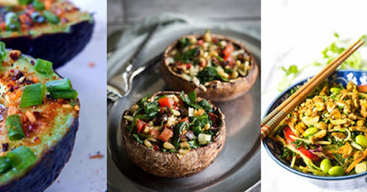 Raw vegan recipes 15 easy and healthy lunch ideas forumfinder Image collections