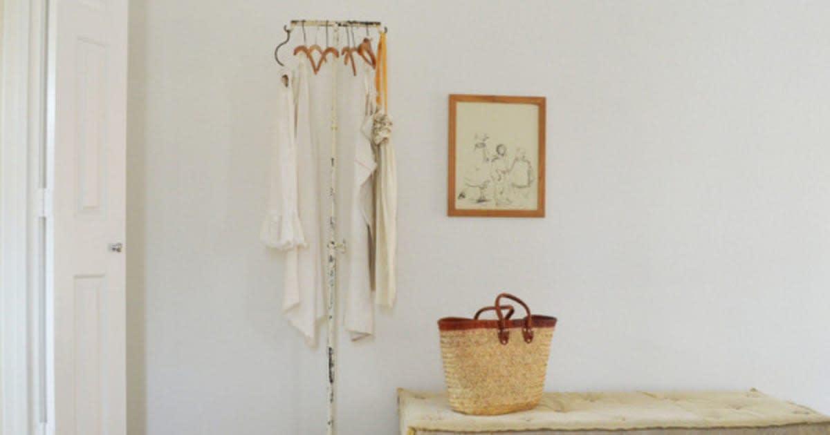 Cabina Armadio Tenda Polvere : Vivere senza un armadio per i vestiti è possibile. houzz spiega come