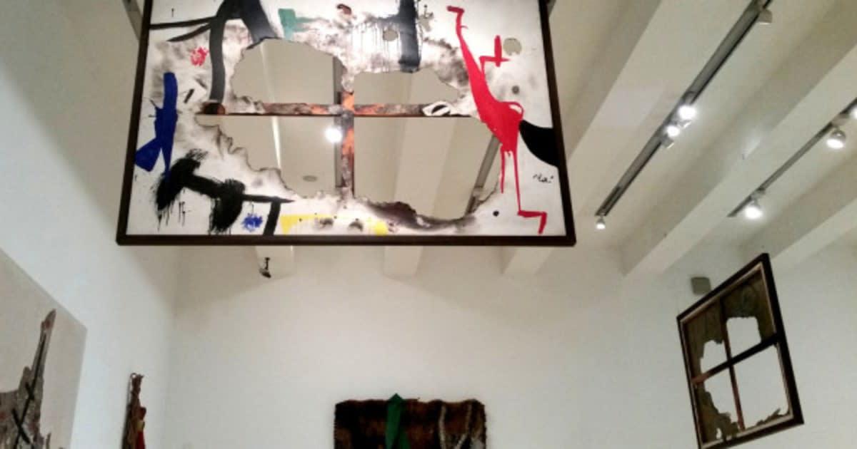 Los materiales de derribo de Joan Miró