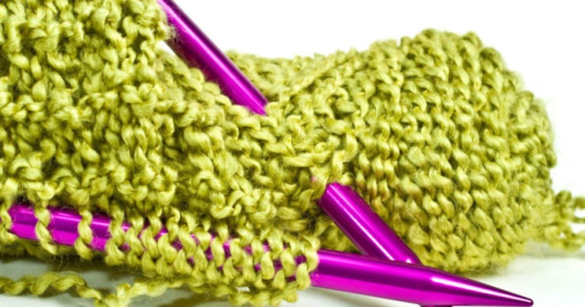 Knitting Is Cool 20 Somethings Taking Up Knitting Crochet