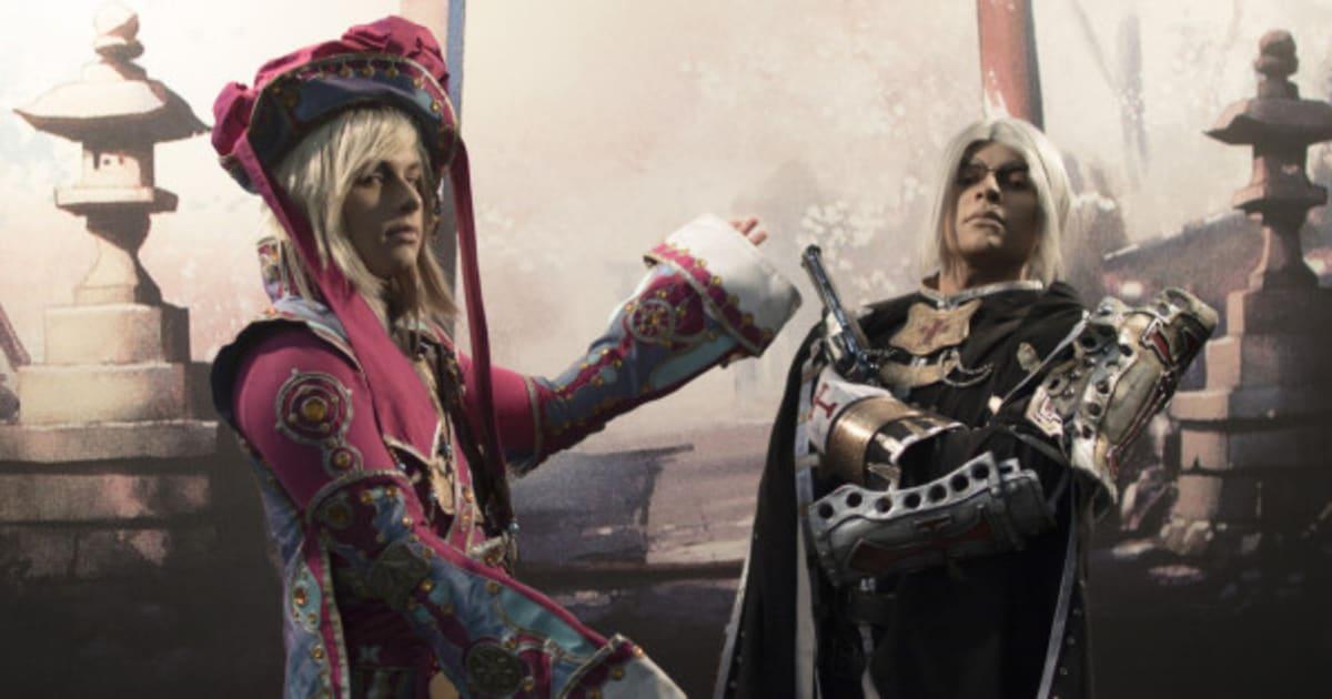 Las mil caras del  cosplay  e48e39213b54