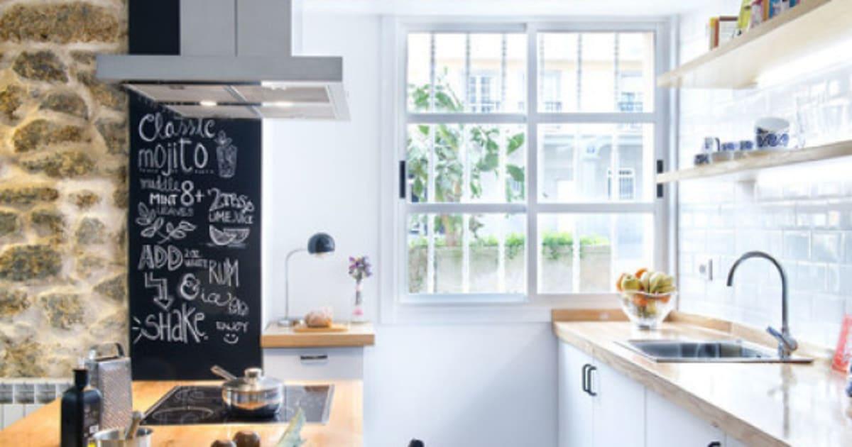 Pittura Pareti Effetto Seta : I 7 segreti della parete lavagna in cucina lhuffington post