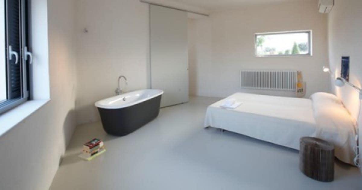 Vasca Da Bagno Filo Piano : Ti piace la vasca da bagno ma hai pochissimo spazio? lhuffington post