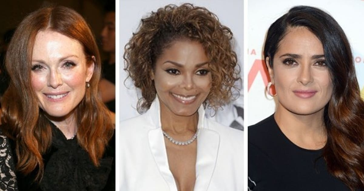 Celebrities Pregnant Over 40 Dont Call These Geriatric