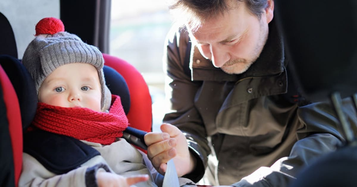 Car Seat Safety Many Canadian Parents Still Think Seats And Winter Coats Mix