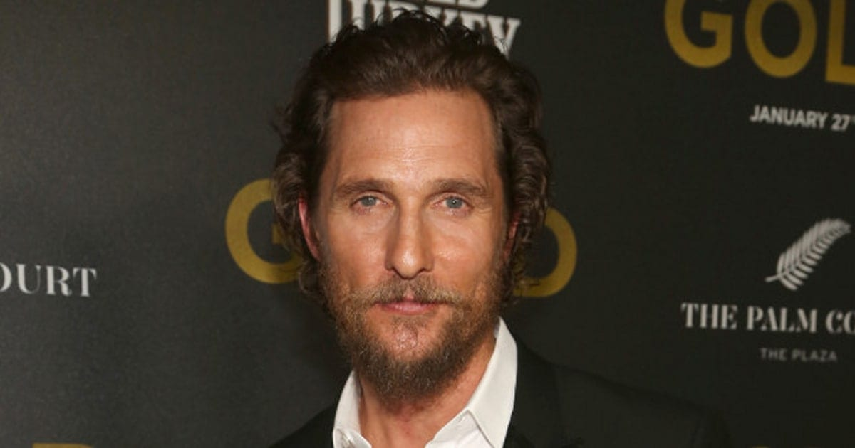 Matthew Mcconaughey Says He Was Balding In The 90s Until He Found A