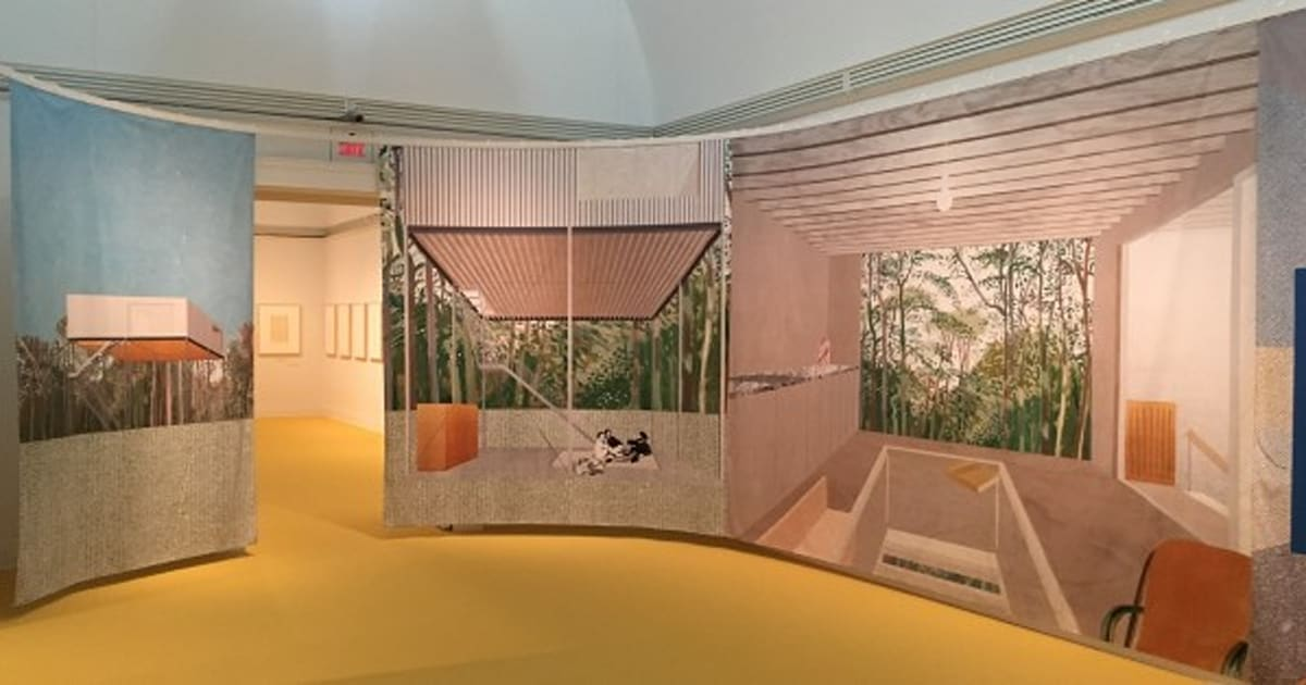 Lhistoire par ailleurs» expo du cca où les jeunes architectes