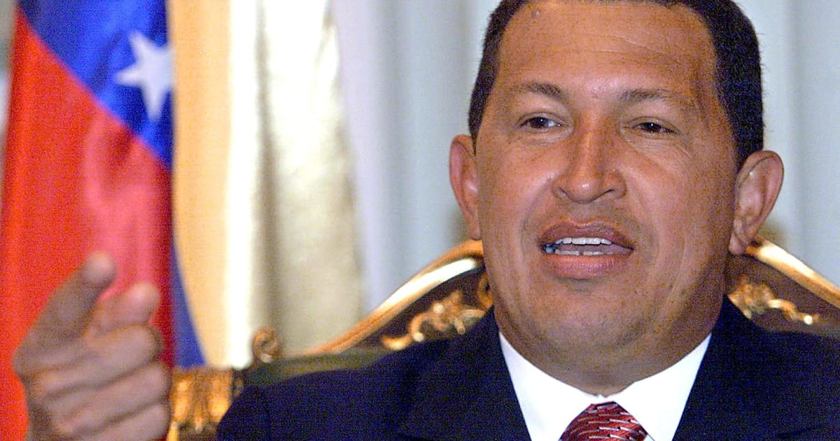 hugo chavez and venezuela Hugo rafael chavez frias was born on july 28, 1954, in the rural town of sabaneta in venezuela's western plains he was the son of schoolteacher parents and the second of six brothers.