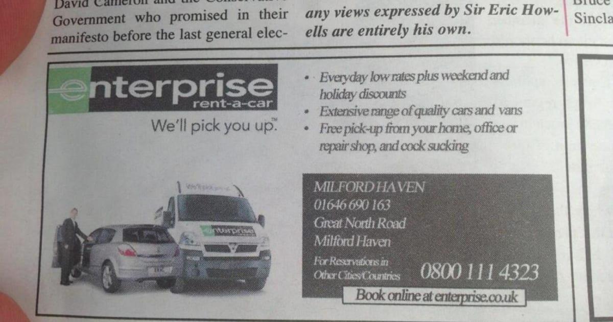 Enterprise Rent A Car Brussels