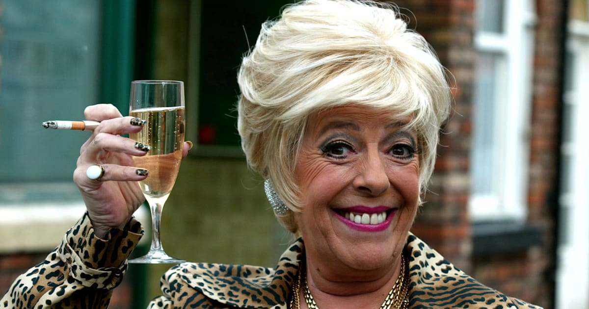Julie Goodyear I Regret Reviving Bet Lynch In Coronation