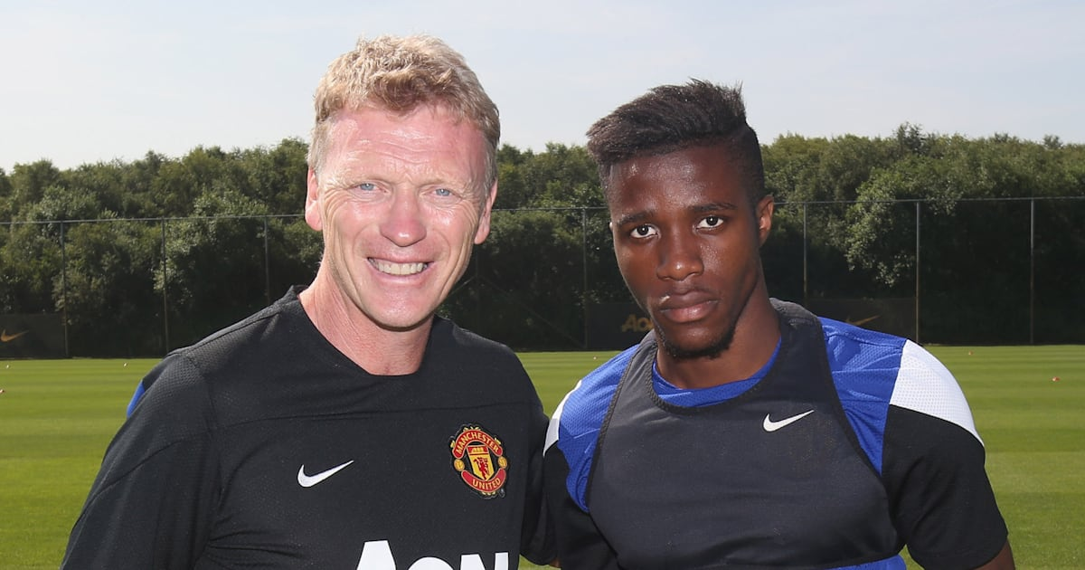 Wilfried Zaha Denies Dating David Moyes' Daughter, Lauren