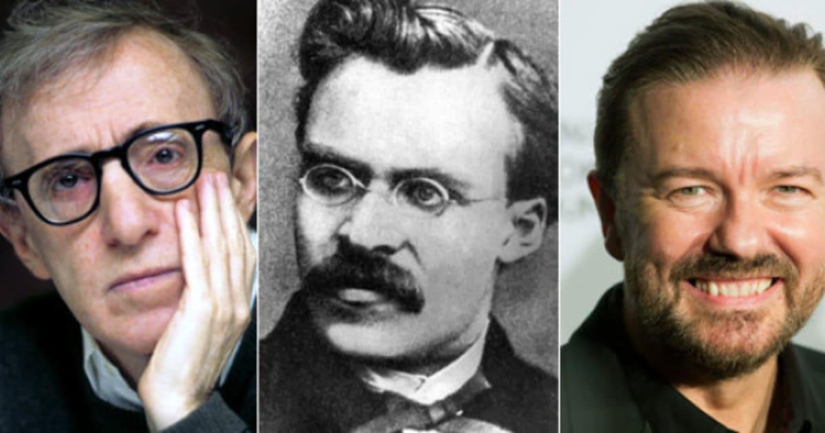 From Woody Allen To Monty Python 15 Examples Of Nietzsche Inspiring