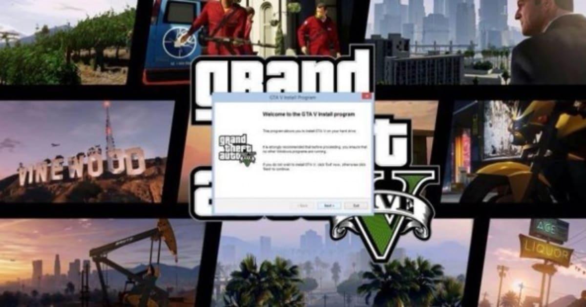 pc download gta 5