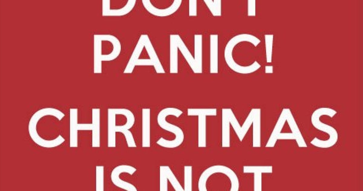 We Really Don\'t Want To Ban Christmas,\' Muslims Insist | HuffPost UK