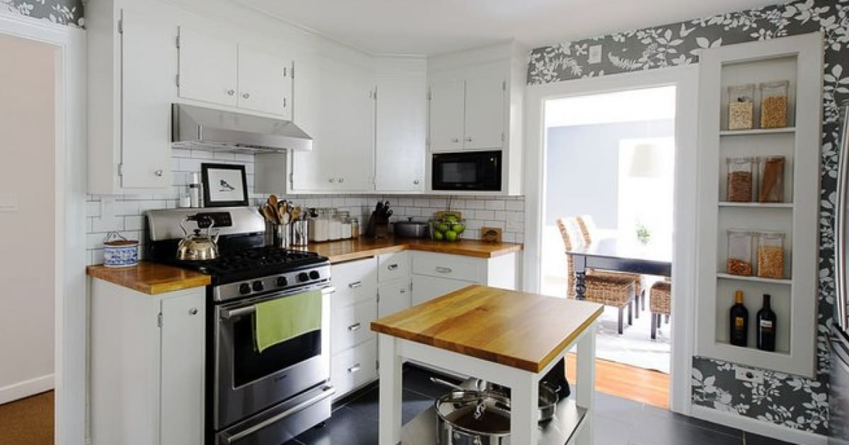 20 Inexpensive Ways To Fix Up Your Kitchen Photos Huffpost