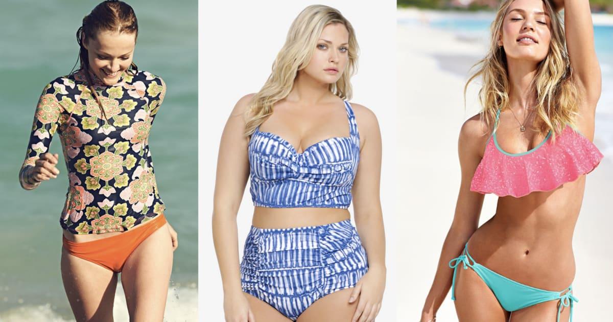 2947e4c2f3 The No-Bullsh*t Swimsuit Guide For EVERY Body Type | HuffPost Australia