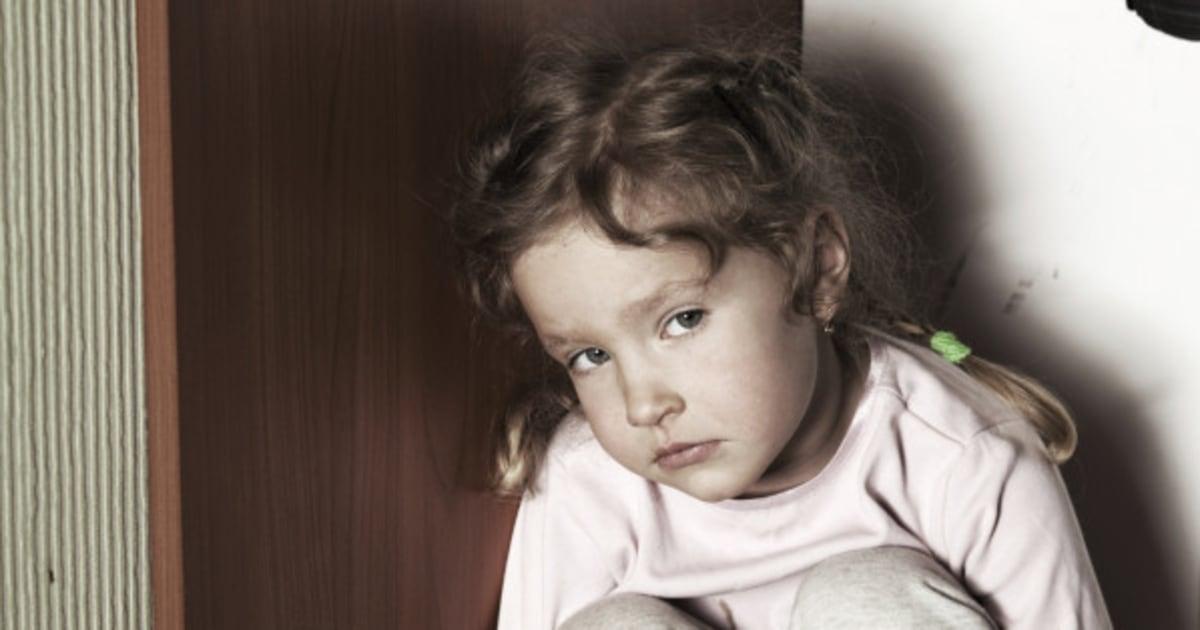 Diese 16 gruseligen Dinge haben Kinder zu ihren Eltern gesagt