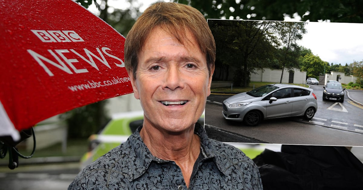 Cliff Richard Raid South Yorkshire Police Admits Leaking border=