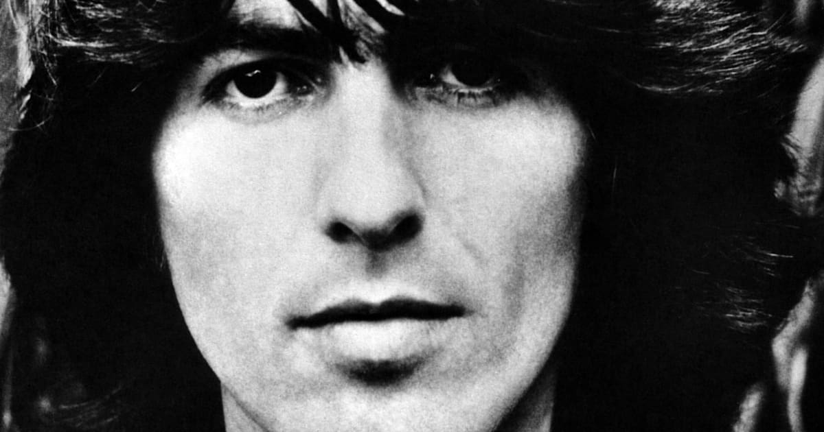 George Harrison Had This Way Of Looking At You Remembers His Wife Olivia On Release The Apple Years Music