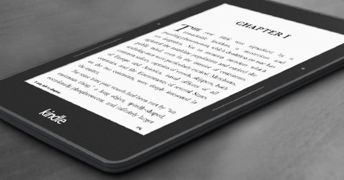 Kindle Vs Sony Reader: Amazon Kindle Voyage Vs Paperwhite Review