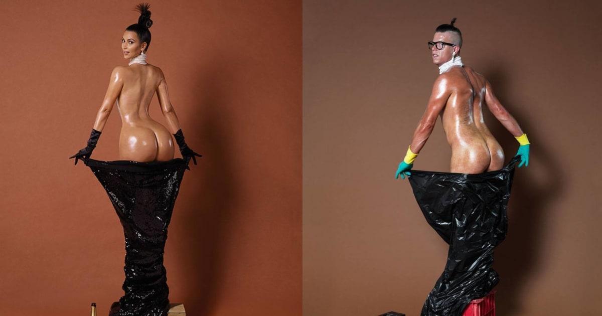 Nackter Kim Kardashin, Winzige jugendlich Nacktgalerie
