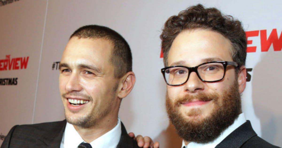 Nach Hacker-Angriff auf Sony Pictures: James Franco und Seth Rogen ...