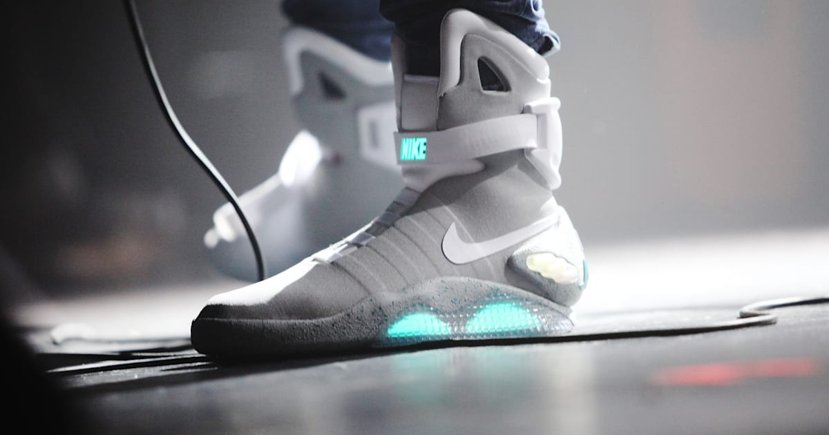 a65ac2de8082 Nike Will Make The Self-Tying Trainers From Back To The Future ...