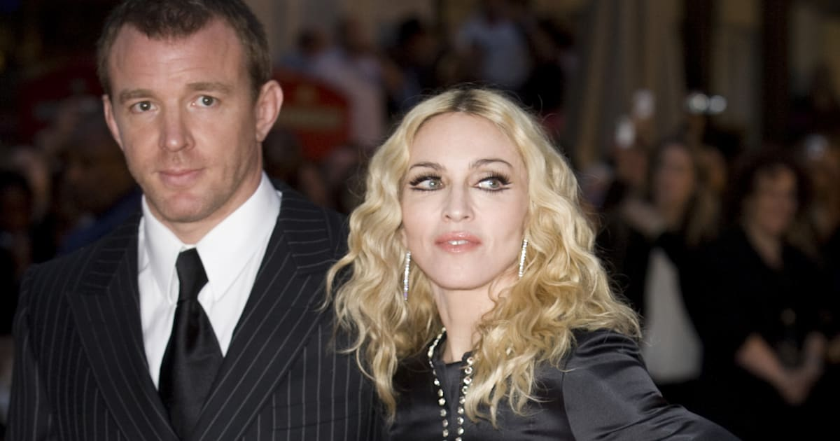 Madonna And Guy Ritchie Wedding Cake