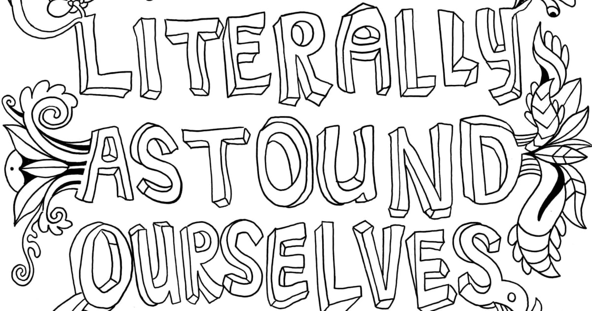 Meditation Illustrator Mike Medaglia On Why His 'One Year