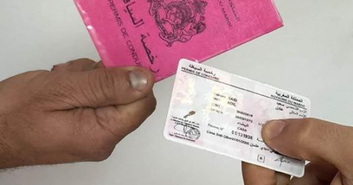 maroc le 31 d cembre dernier d lai pour renouveler son permis de conduire al huffpost maghreb. Black Bedroom Furniture Sets. Home Design Ideas