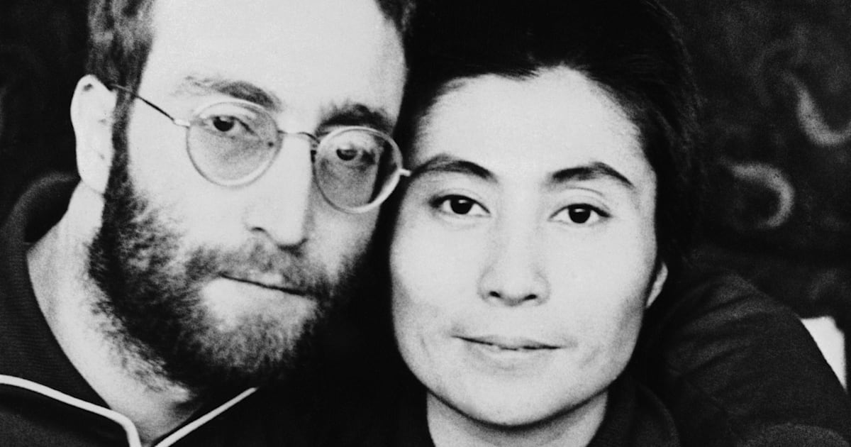 On John Lennons 75th Birthday Yoko Ono Reveals Promise He Made Plus Vintage Pictures