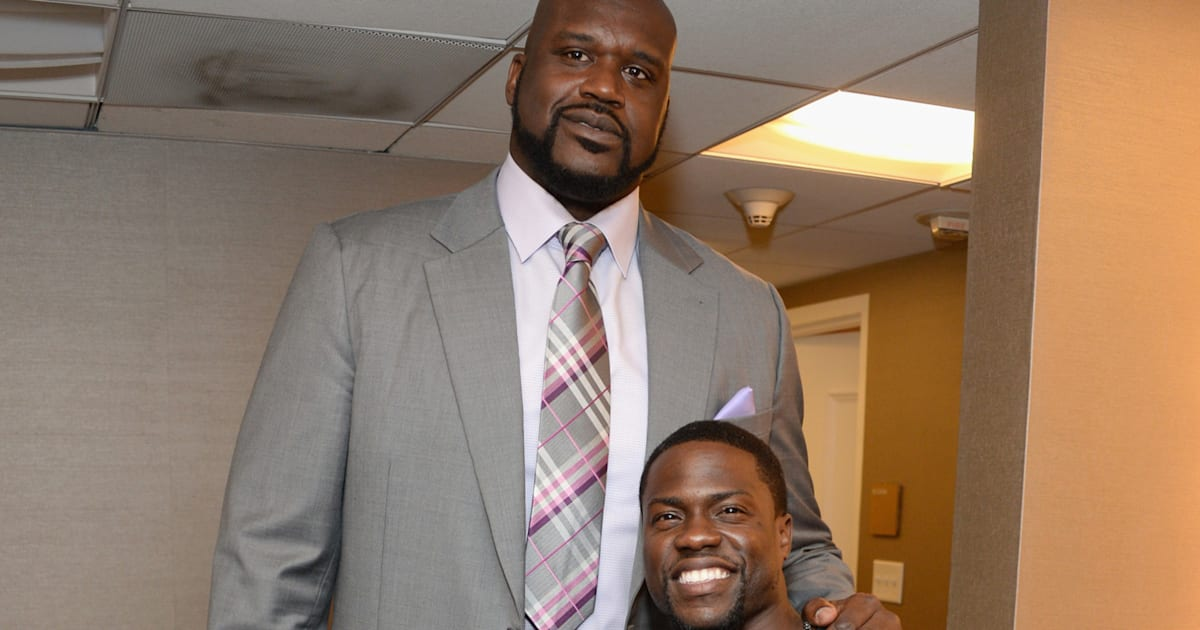 Let's All Take A Moment To Remember That Time Shaquille O ...